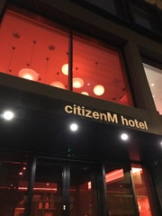 Photo of citizenM Glasgow