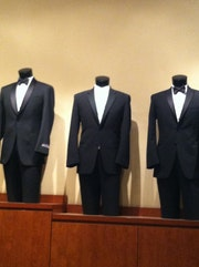 Photo of Formally Modern Tuxedo