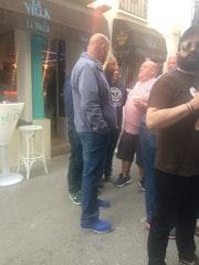 Photo of Man Bar