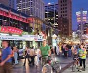 Photo of 16th Street Pedestrian Mall