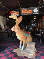 Photo of The Jackalope