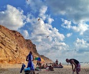 Photo of Ga'ash nude beach