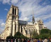 Photo of Notre Dame de Paris
