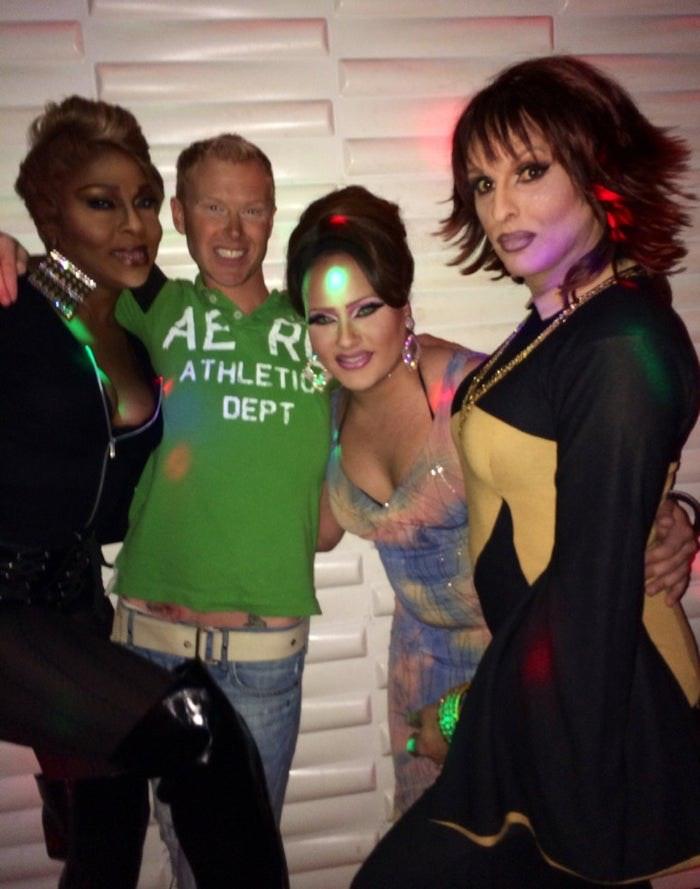 Club detroit gay in