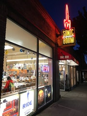Photo of Sonic Boom