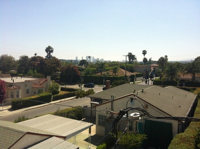 Los angeles bed and breakfast gay