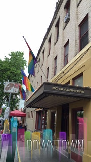 Photo of C.C. Slaughter's