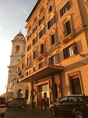 Photo of Hotel Hassler Roma